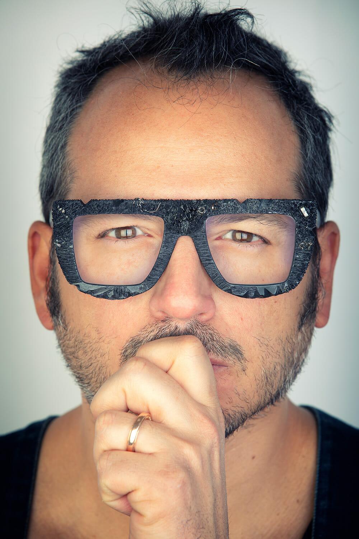Designer Alberto De Siati