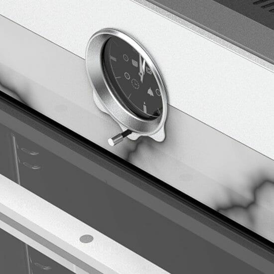 Forno FI601 by BORETTI Designers Jacco Brenjone e Alberto De Siati