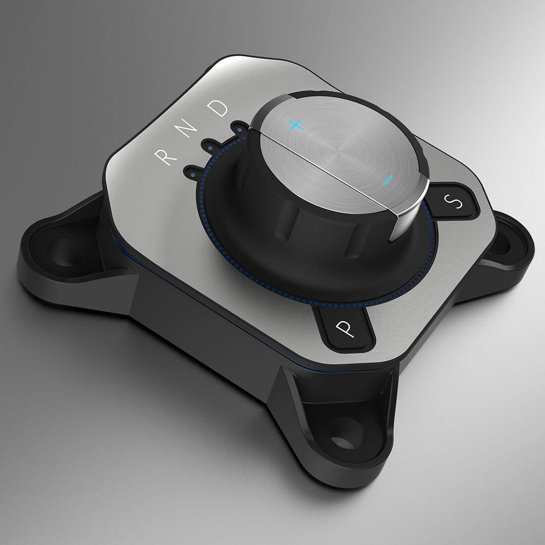 Rotary Control r1 Design by Alberto De Siati