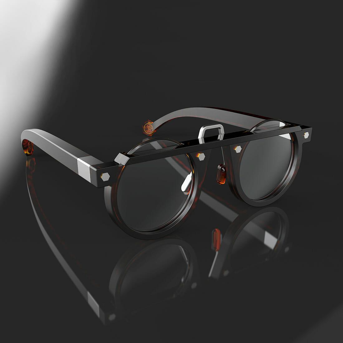 zeroundici eyewear occhiali cit turin designer Alberto De Siati
