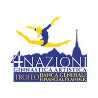 Logo 4 NAZIONI by Alberto De Siati