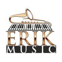 Logo ERIK MUSIC by Alberto De Siati