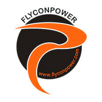 Logo FLYCONPOWER by Alberto De Siati
