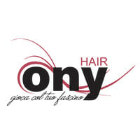 Logo ONY HAIR by Alberto De Siati
