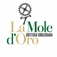 Logo LA MOLE D'ORO by Alberto De Siati