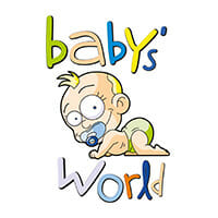 Logo BABY WORLD by Alberto De Siati