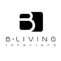 Logo BLiving disegnato da Alberto De Siati