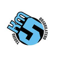Logo KM5 by Alberto De Siati