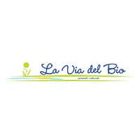 Logo LA VIA DEL BIO by Alberto De Siati