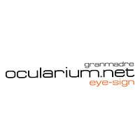 Logo OCULARIUM by Alberto De Siati