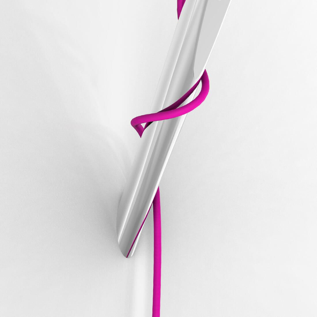 Ago Applique Light Concept Designer Alberto De Siati