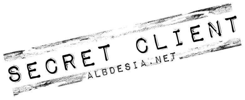 SECRET-CLIENT ALBDESIA.NET di Alberto De Siati