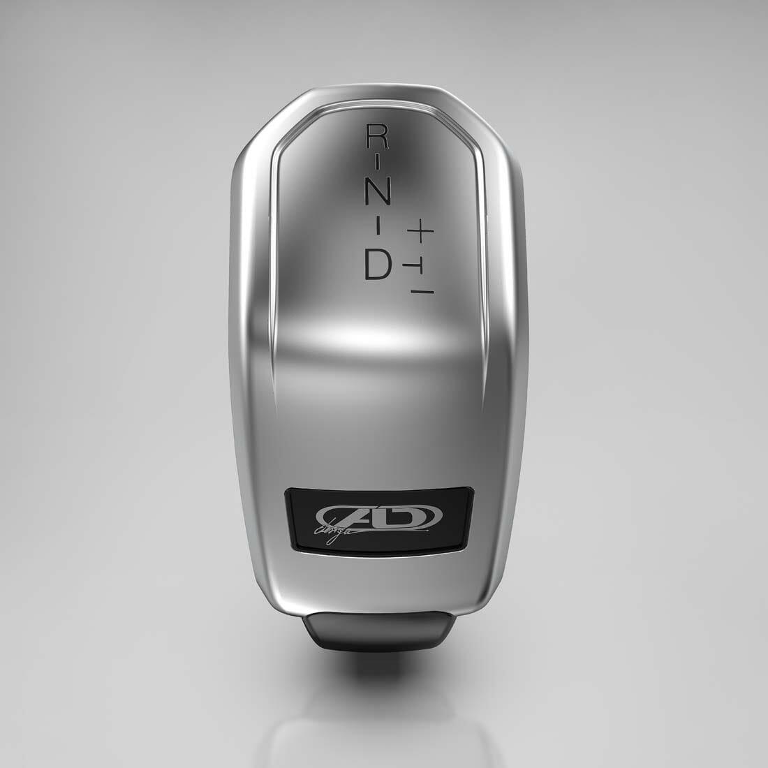 Pomello Cloche Gear Knob Design by Alberto De Siati