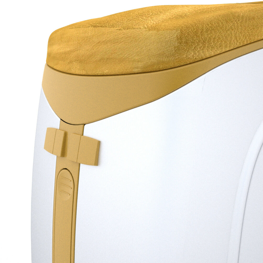 SITTY Trolley by QUIRIZ Designers Samantha Dereviriz e Alberto De Siati