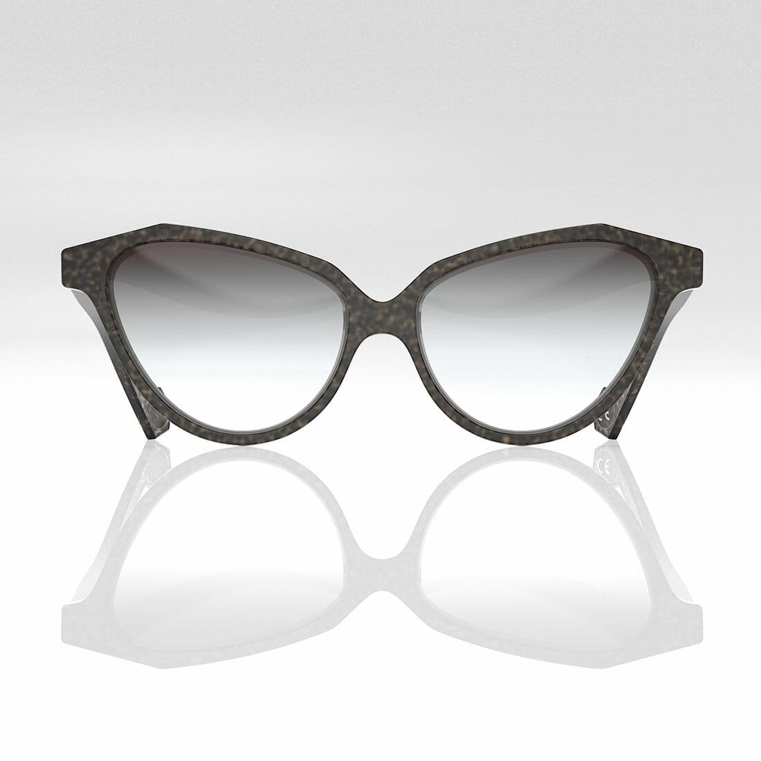 ZEROUNDICI Eyewear Occhiale S09r1 Designer Alberto De Siati