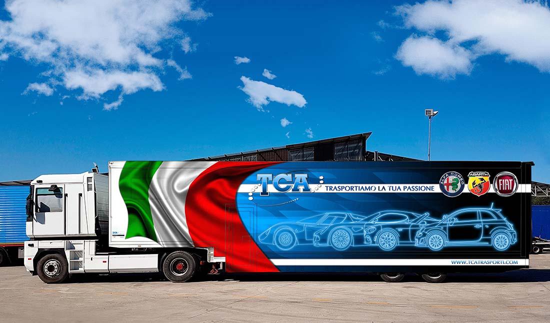 TCA Trasporti Clinic Car Quadra Alberto De Siati